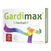 Gardimax Herball, pastylki do ssania, 24 szt.