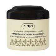 Ziaja Arganowa, skoncentrowana maska wygładzająca do włosów, 200 ml
