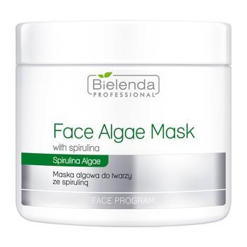 Bielenda Professional, maska algowa do twarzy ze spiruliną, 190 g