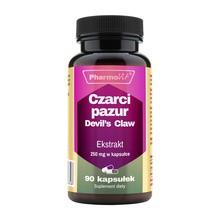 Pharmovit Czarci Pazur Devil`s Claw 250 mg, kapsułki, 90 szt.