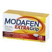 Modafen Extra Grip, 200 mg + 30 mg, tabletki powlekane, 24 szt.
