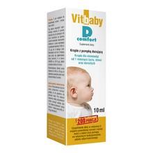 VitBaby D Comfort, krople, 10 ml