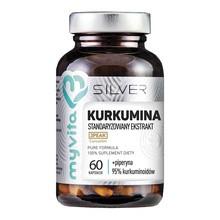 MyVita Silver Kurkumina, kapsułki, 60 szt.