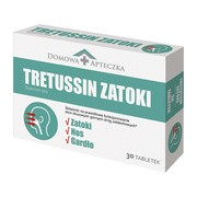 Tretussin Zatoki, tabletki, 30 szt.