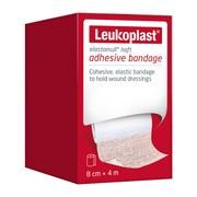 Leukoplast Elastomull Haft, bandaż elastyczny, 8 cm x 4 m, 1 szt.