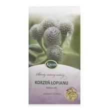 Korzeń łopianu, zioła do zaparzania, 50 g (Kawon)