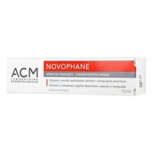 Novophane, krem do paznokci suchych, łamliwych, 15 ml