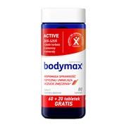 Bodymax Active, tabletki, 60 szt. + 20 szt.