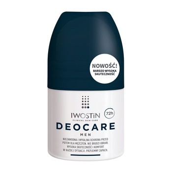 Iwostin Deocare Men Antyperspirant, 50 ml