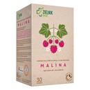 ZIELNIK DOZ Malina, herbatka owocowa z hibiskusem, 30 saszetek