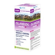 Islandzki medic+, syrop, 125 ml