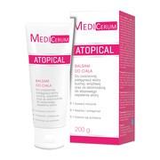 Medicerum Atopical, balsam do ciała, skóra sucha, wrażliwa, atopowa, 200 g
