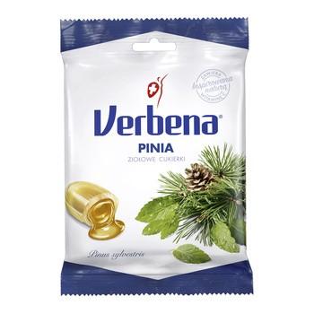 Verbena, cukierki ziołowe Pinia, 60 g