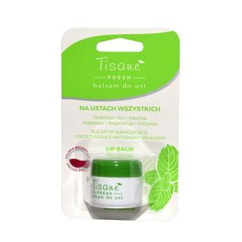 Tisane Fresh, balsam do ust, 4,7 g
