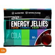 Zestaw ALE Active Life Energy, Energy Jellies, żelki o smaku coli, 12 szt.