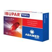 Ibupar forte, 400 mg, tabletki powlekane, 10 szt.