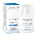 Dermedic Hydrain 3 Hialuro, nawadniający krem przeciwzmarszczkowy na dzień, 55 g