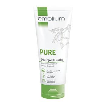 Emolium Pure, emulsja do ciała, 200 ml