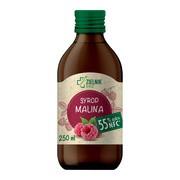 DOZ Zielnik Syrop Malina, 250 ml