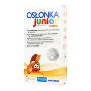 Osłonka Junior, 1 g, proszek, 10 saszetek