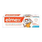 Elmex, pasta do zębów dla dzieci z aminofluorkiem od 1 ząbka do 6 lat, 50 ml
