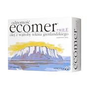 Odporność ecomer + witamina E, kapsułki doustne, 120 szt.