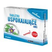 Tabletki uspokajające AMS, tabletki, 30 szt.