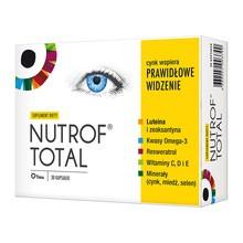 Nutrof Total, kapsułki z witaminą D3, 30 szt.