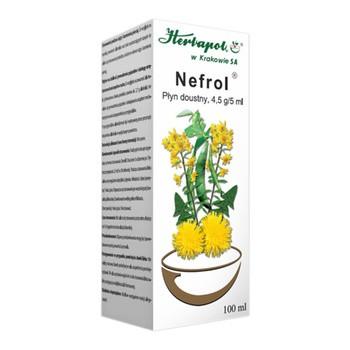 Nefrol, płyn doustny, 100 ml