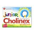 Cholinex Junior, pastylki do ssania, smak malinowy, 16 szt.