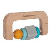 Canpol Babies, gryzak, drewniano-silikonowy, 1 szt.