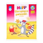 HiPP BIO, chrupiące gwiazdki owocowe, powyżej 1. roku, 30 g