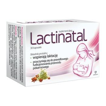 Lactinatal, kapsułki, 30 szt.