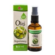 Kej, organiczny bezzapachowy olej arganowy, 50 ml