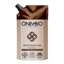 OnlyBio Fitosterol, żel do mycia ciała, regeneracja, uzupełniacz, 250 ml