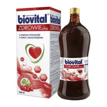 Biovital Zdrowie Plus, płyn, 1000 ml