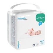 Baby Ono, podkłady higieniczne do przewijania, 40 x 60 cm, 20 szt.