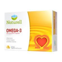 Naturell Omega-3, kapsułki, 120 szt.