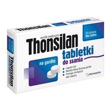 Thonsilan, tabletki do ssania, 30 szt.