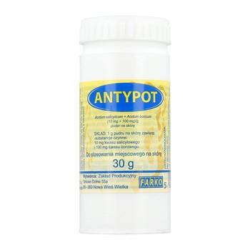 Antypot, zasypka, 30 g