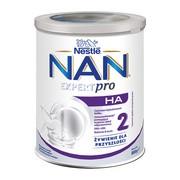 Nestle Nan Optipro HA 2, mleko modyfikowane po 6 miesiącu, 800 g