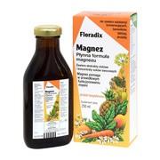 Floradix Magnez, płyn, 250 ml