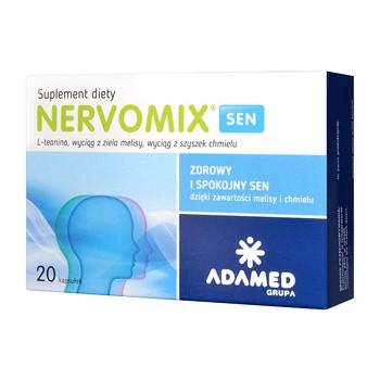 Nervomix Sen, kapsułki, 20 szt.