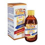 Herbapect Junior, syrop o smaku bananowym, 120 g