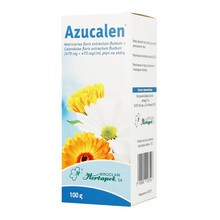 Azucalen, 470 mg+470 mg/ml, płyn na skórę, 100 g