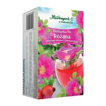 Herbata różana, fix, 3 g, saszetki, 20 szt.