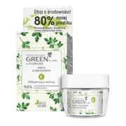 FlosLek, Green for skin, krem z groszkiem na noc, 50 ml