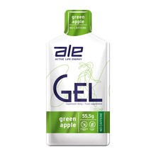 ALE Active Life Energy Gel Green Apple, żel, 55,5 g