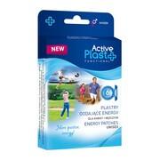 Active Plast Functional, plastry dodające energii, 6 szt.