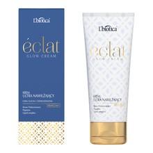 L`Biotica Eclat Glow Cream, krem ultra nawilżający do twarzy, 50 ml
